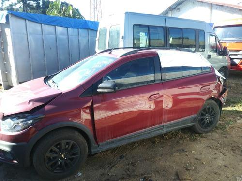 Sucata Chevrolet Onix 2019 Flex Para Retirada De Peças
