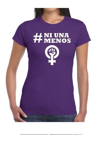 Playera Feminista M01