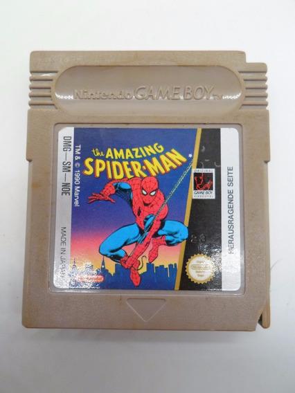 The Amazing Spiderman Game Boy Original