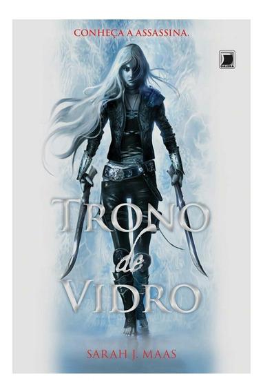 Livro Trono De Vidro (vol 1)
