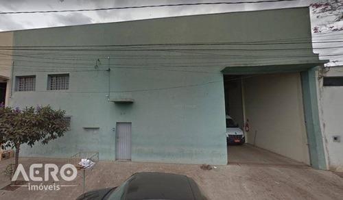 Barracão No Jardim Contorno, Bem Localizado, Ótimo Para Depósito - Ba0214