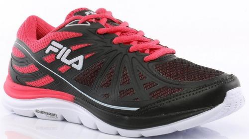 Zapatillas Running Fila Fluence Mujer Dama Tenisconefecto