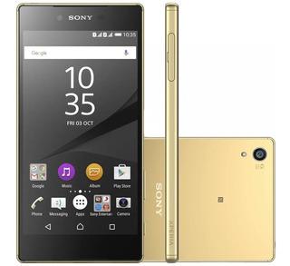 Celular Sony Z5 32 Gb 3gb 23 Mp Lacrado+brindes