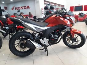 Honda Cb 160 F Dlx Y Std