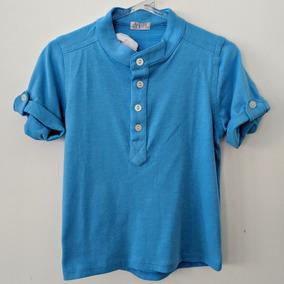 Camiseta Miguel Azul Sortido - Toca Do Coelho