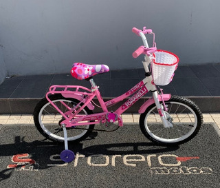 Bicicleta Tomaselli Lady Para Niños Rodado 16