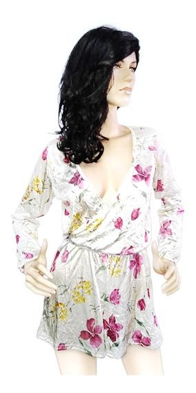 Braga Stretch Manga Larga Para Dama Rose Fashion
