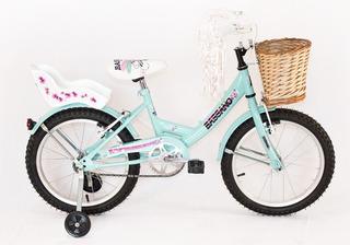 Bicicleta Niña Cross Rod 16 Full