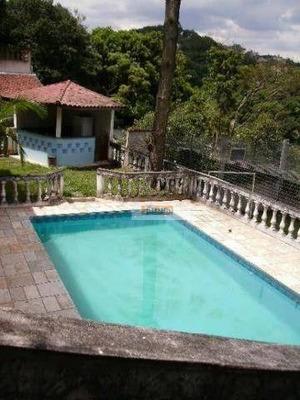 Chácara Residencial À Venda, Dos Finco, São Bernardo Do Campo. - Ch0078