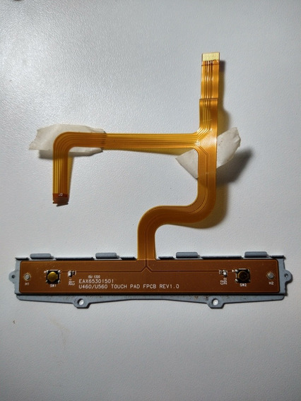 Placa Botão Flat Touch Pad Ultrabook LG U460