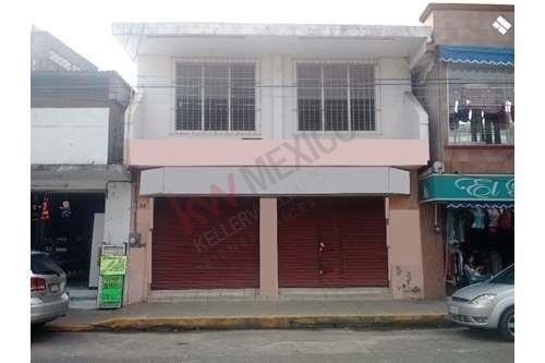 Local Comercial En El Centro De Minatitlán, Ver.