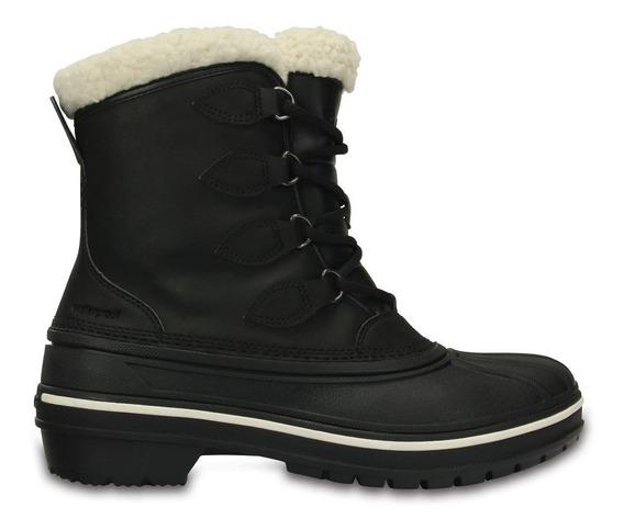 Crocs Originales Allcast Ii Boot Black