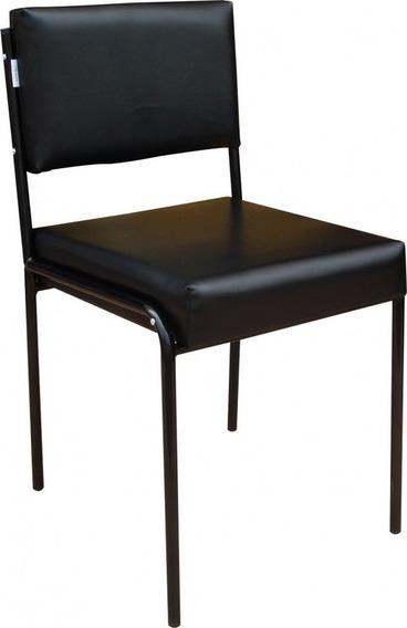 Cadeira Alta De Manicure Produto De Salão De Beleza Preta