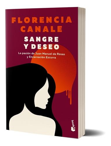 Imagen 1 de 3 de Sangre Y Deseo De Florencia Canale