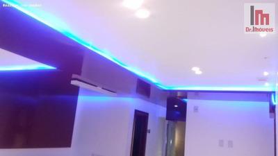 Sala Comercial Para Locação Em Belém, Umarizal, 2 Banheiros, 1 Vaga - A4487