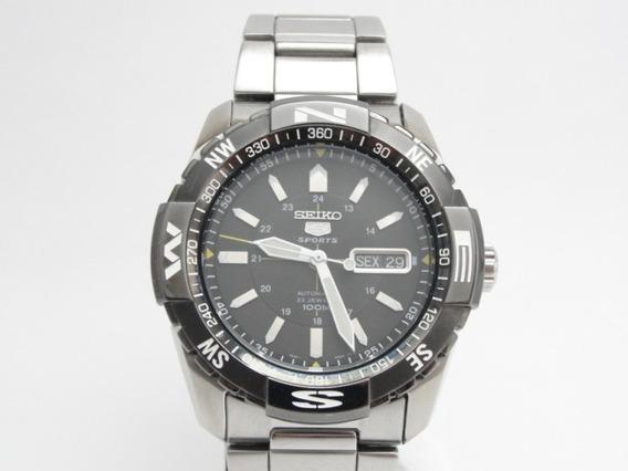 Relógio Seiko 5 Sports Automático - Masculino - Único No M L