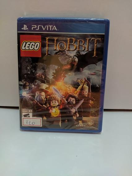 Jogo Psvita Lego The Hobbit Ps Vita Lacrado