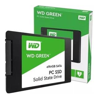 Tienda Oficial Western Digital Ssd Green 480gb Sata Iii
