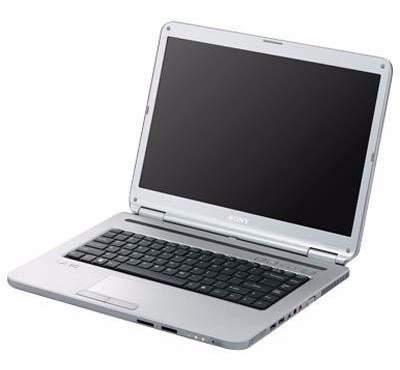 Notebook Sony Vaio Dual Core, Hd 320gb, 2gb Tela 15,4