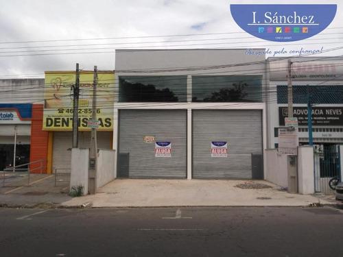 Salão Comercial Para Locação Em Itaquaquecetuba, Vila Virgínia, 2 Banheiros, 2 Vagas - 200131c_1-1358208