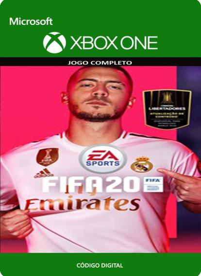 Fifa 20 Xbox One Código De 25 Dígitos