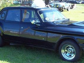 Chrysler Valiant Restaurada A Nuevo