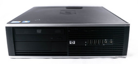 Kit 2 Computadores Hp 8100 I5 8gb Ram 320hd + Perifericos