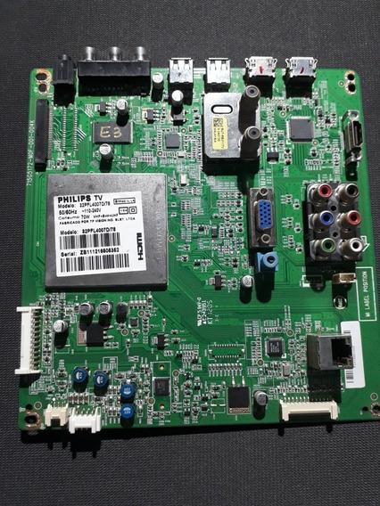 Placa Principal Tv 32pgl4007d/78 Cód. 715g5172-m0f-001-004k