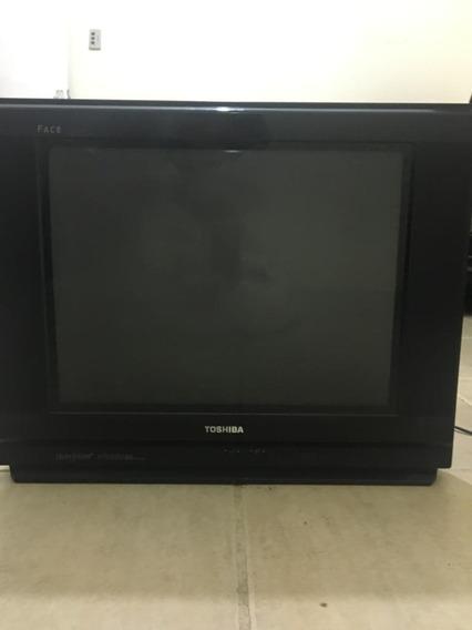 Tv Semp Toshiba Lcd 21 Polegadas Tela Plana