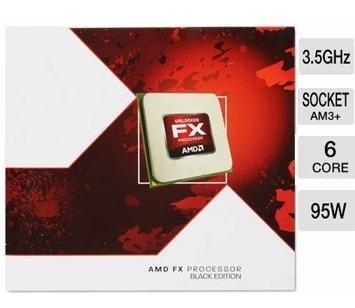 Processador Amd Fx 6300 3.5ghz 14mb Am3+ /39194