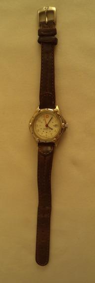 Relógio Pulso Marca Wenger S. A. K. Design - Pulseira Couro