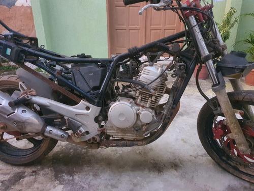 Yamaha  Fazer (leilão)
