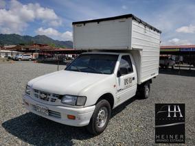 Chevrolet Luv Furgón 2000