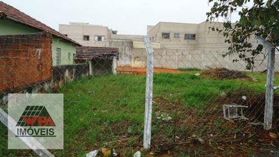 Terreno Comercial Para Locação, Vila Santa Catarina, Americana - Te0024. - Te0024