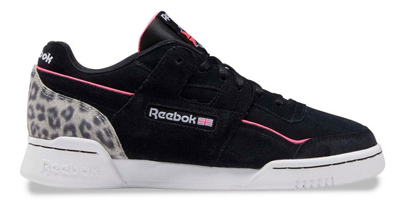 Zapatillas Reebok Workout Lo Plus-eg6014- Reebok