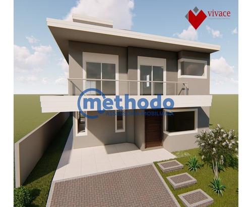 Casa A Venda Condomínio Swiss Park Campinas Sp - Ca00017 - 68340421
