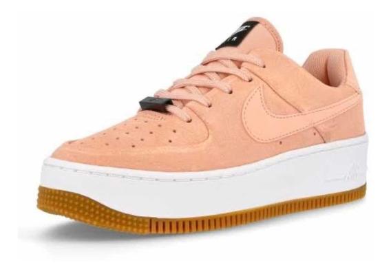 Tenis Nike Air Force 1 Sage (100% Original Y Nuevo)