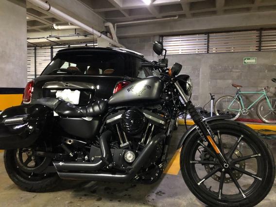 Iron 883 Harley Davidson 2016