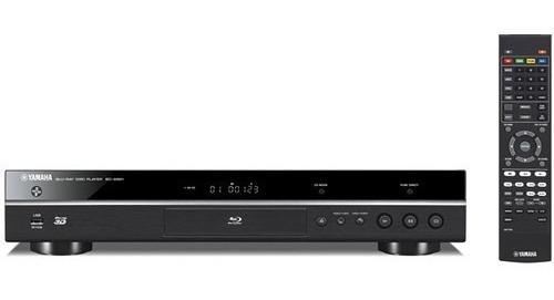 Blu-ray Yamaha Bd-s681 Wi-fi 3d Bivolt Garantia 12 Meses
