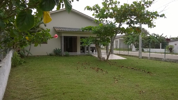 Casa Arroio Do Silva 01 Suíte + 03 Quartos/esquina/cercada