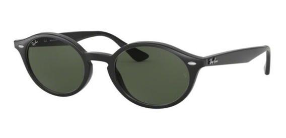 Oculos Sol Ray Ban Rb4315 601/71 51 Preto Brilho L Verde G15