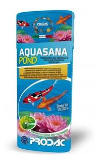 Acondicionador De Agua Para Estanques Aquasana Pond X 500ml