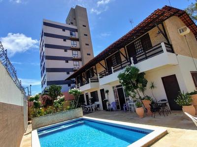 Casa Em Ponta Negra, Natal/rn De 260m² 10 Quartos À Venda Por R$ 795.000,00 - Ca238726
