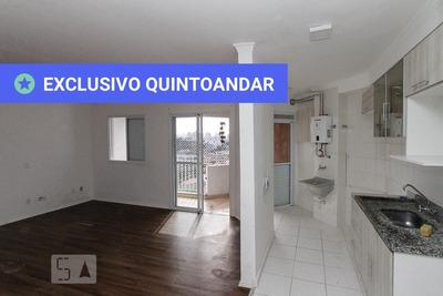 Apartamento No 18º Andar Mobiliado Com 2 Dormitórios E 1 Garagem - Id: 892935720 - 235720
