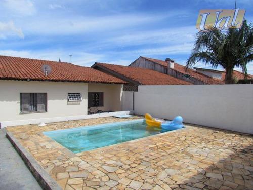 Casa Com 2 Dormitórios À Venda, 122 M²- Loanda - Atibaia/sp - Ca1857