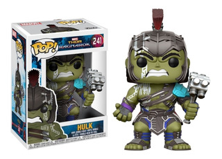 Funko Pop Thor Ragnarok Hulk 241