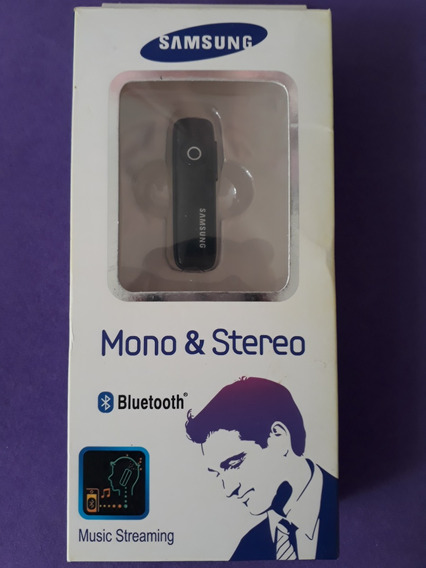 Fone Samsung_ligação E Ouvir Musica Bluetooth_mono Headset