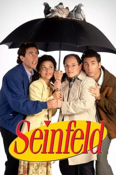 Serie Seinfeld Completa Formato Digital Full Hd 1080
