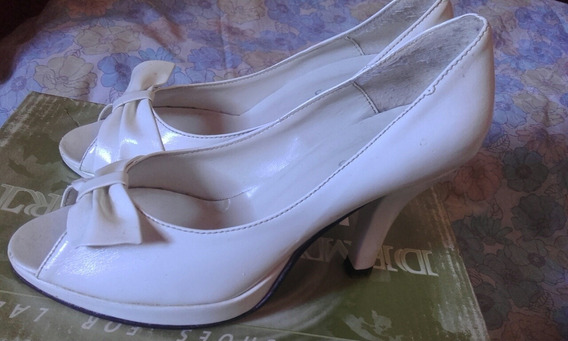 Zapatos Blancos
