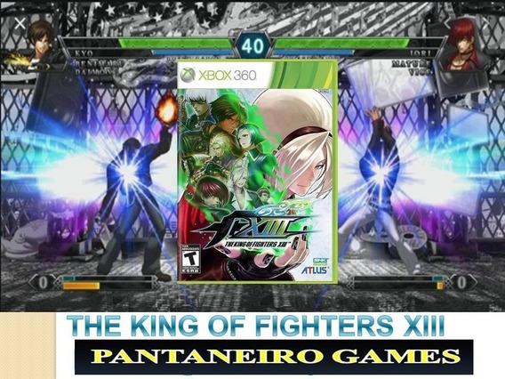 King Of Fighters Xiii Mídia Digital Xbox 360